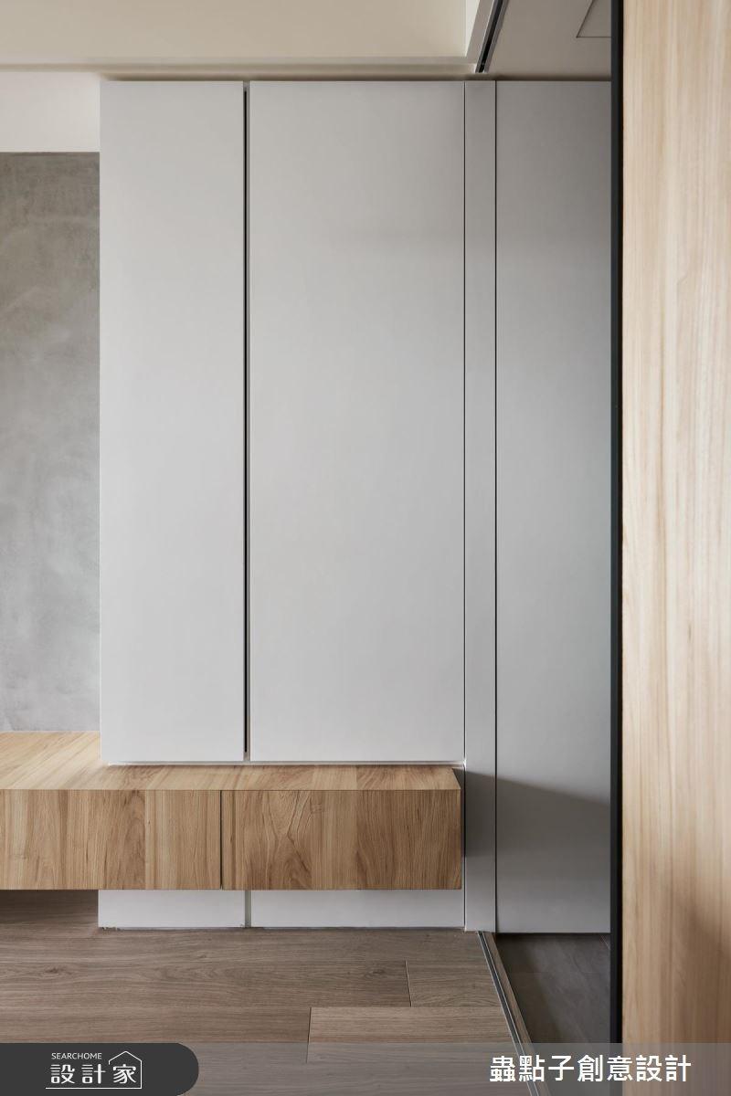 18坪新成屋(5年以下)_簡約風案例圖片_蟲點子創意設計_蟲點子_57之2