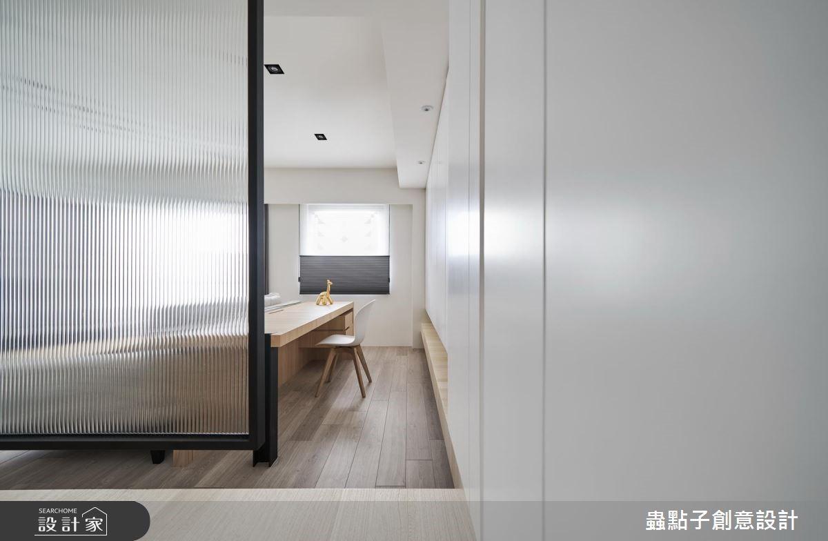 43坪中古屋(5~15年)_北歐風書房案例圖片_蟲點子創意設計_蟲點子_69之4