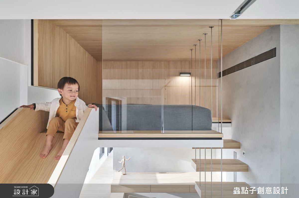 40坪新成屋(5年以下)_北歐風案例圖片_蟲點子創意設計_蟲點子_70之29