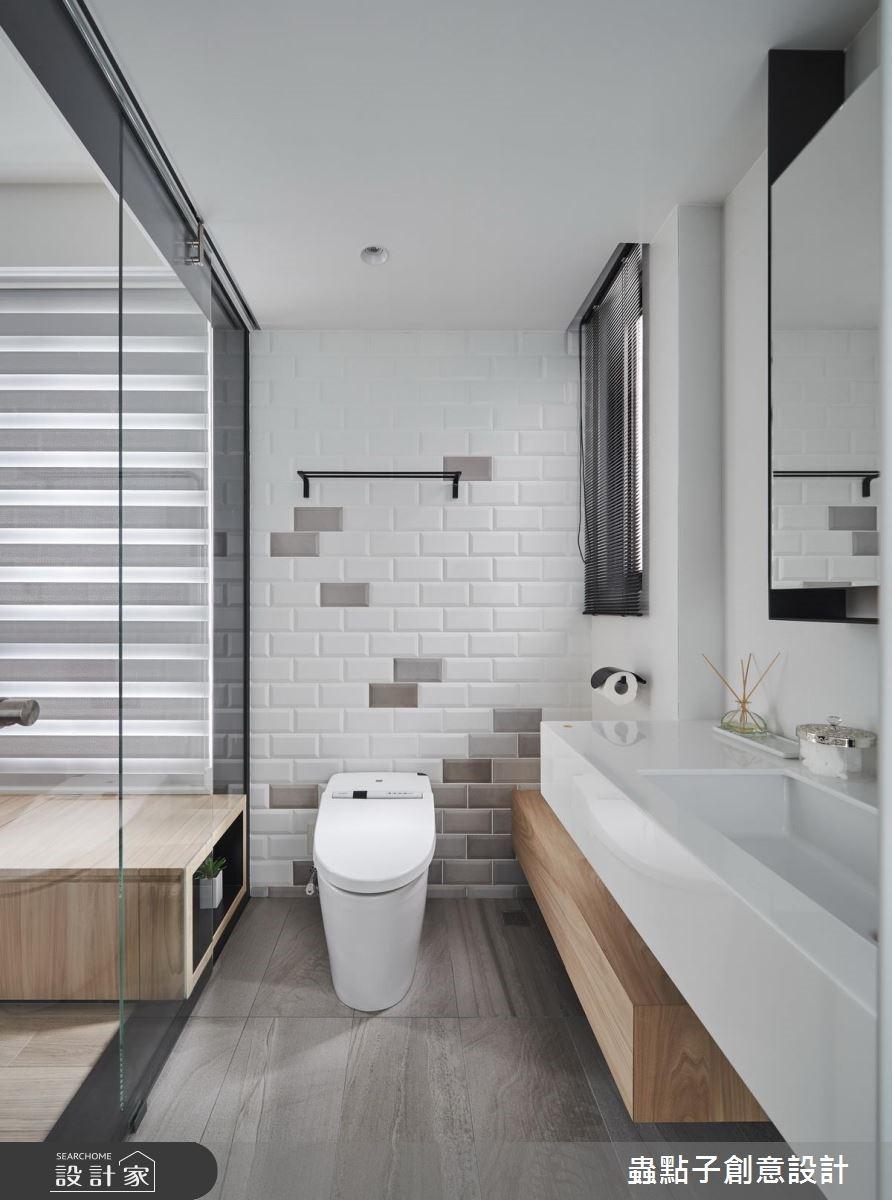 40坪新成屋(5年以下)_北歐風案例圖片_蟲點子創意設計_蟲點子_70之46