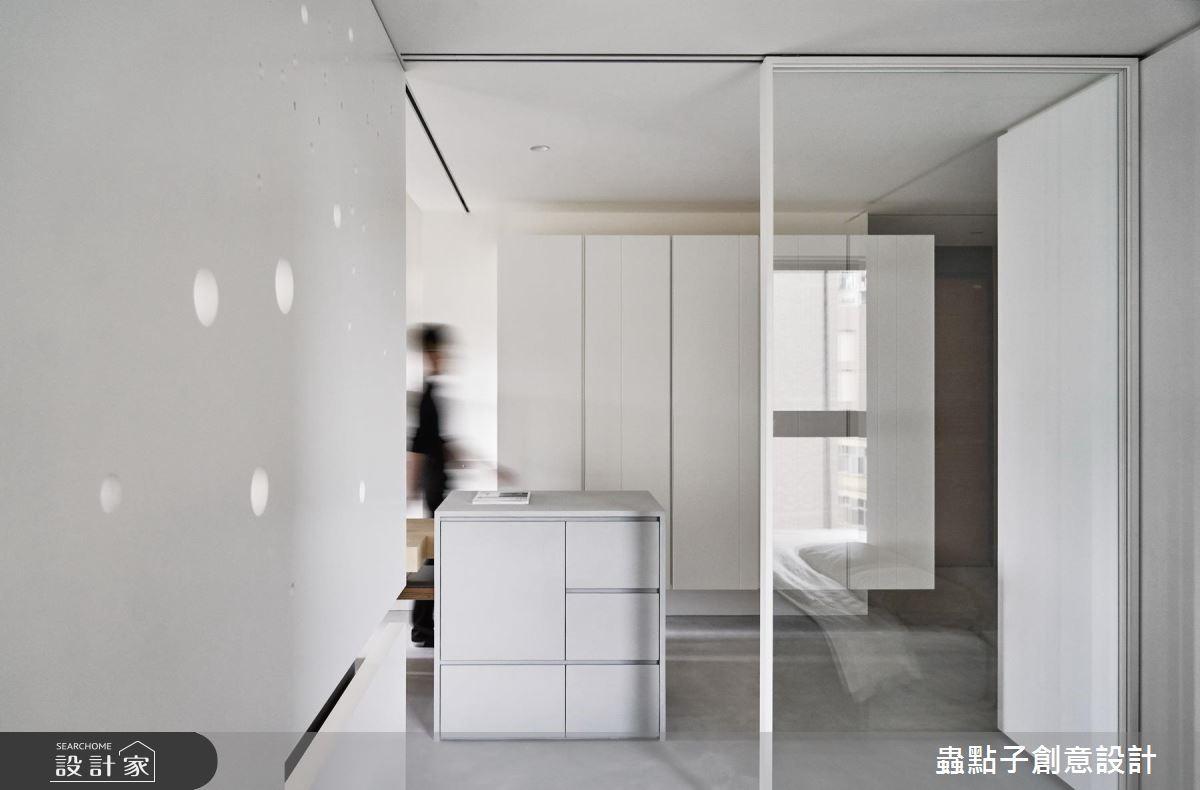 17坪新成屋(5年以下)_北歐風玄關案例圖片_蟲點子創意設計_蟲點子_71之4