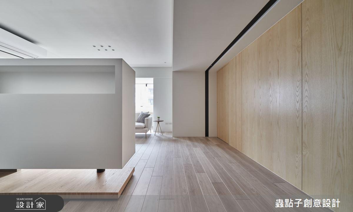 32坪老屋(16~30年)_北歐風客廳案例圖片_蟲點子創意設計_蟲點子_78之4