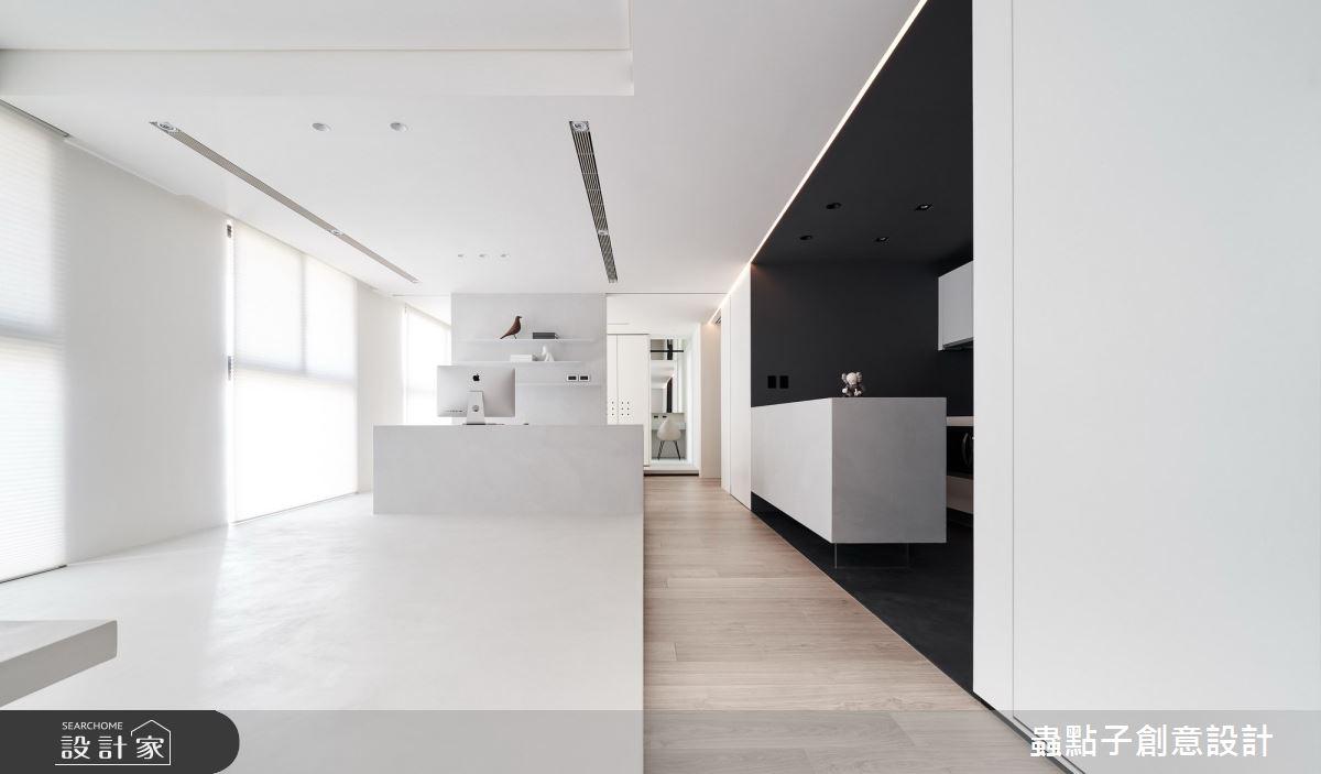 24坪新成屋(5年以下)_簡約風案例圖片_蟲點子創意設計_蟲點子_88之5