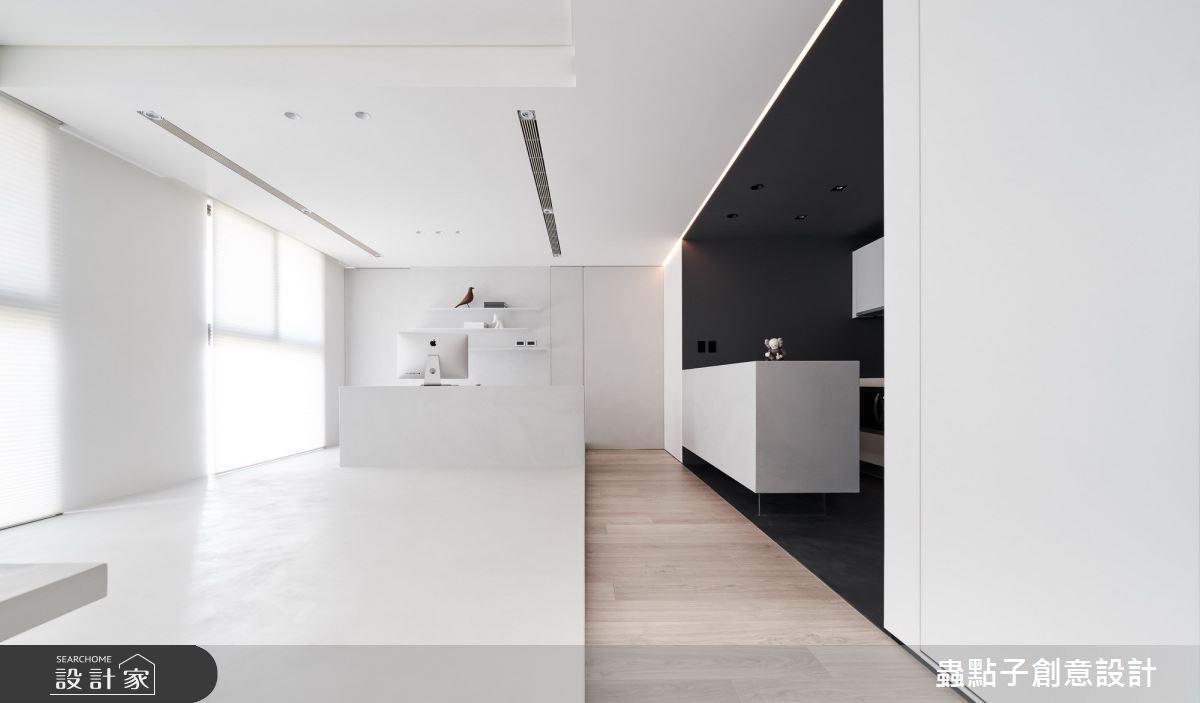 24坪新成屋(5年以下)_簡約風案例圖片_蟲點子創意設計_蟲點子_88之4