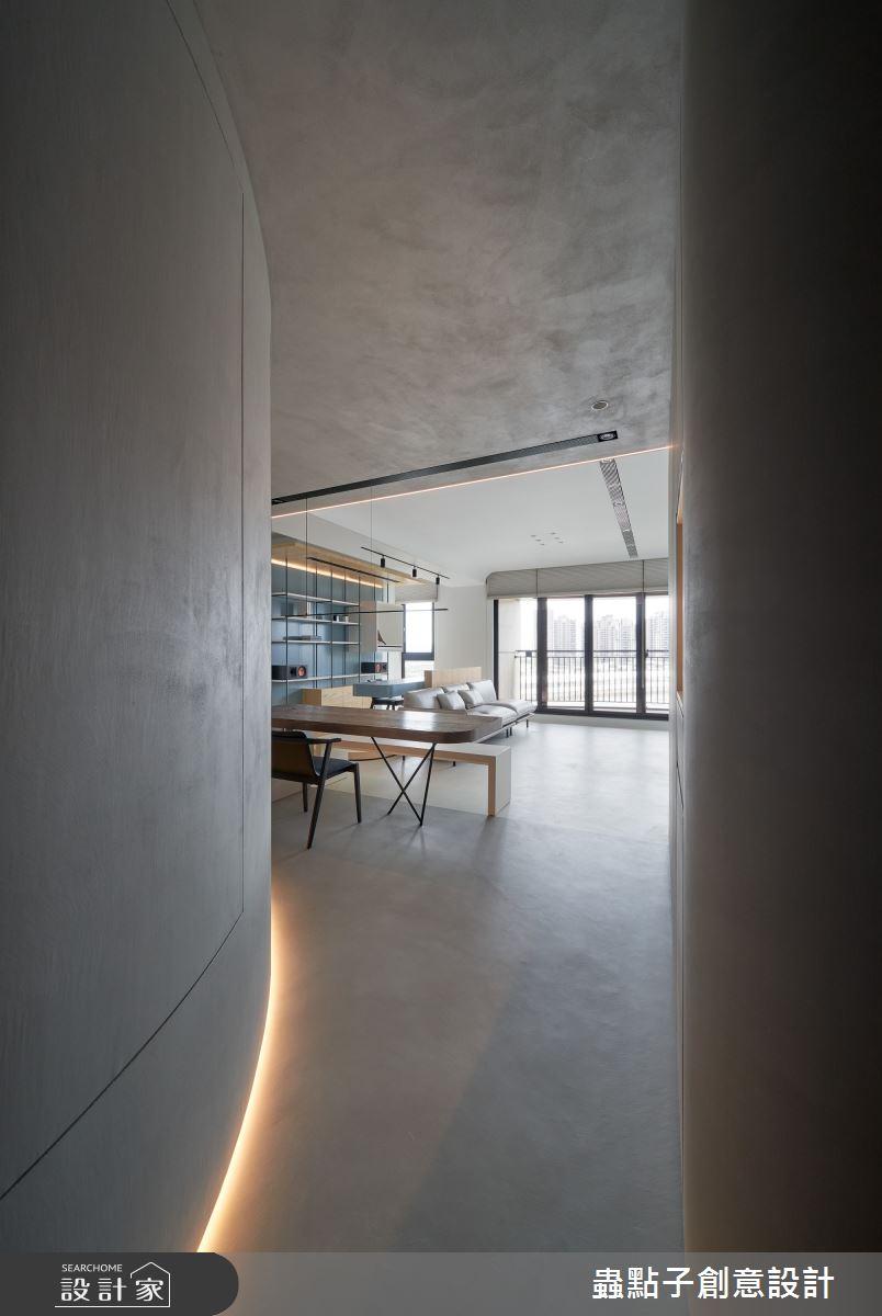 35坪新成屋(5年以下)_簡約風案例圖片_蟲點子創意設計_蟲點子_94之1