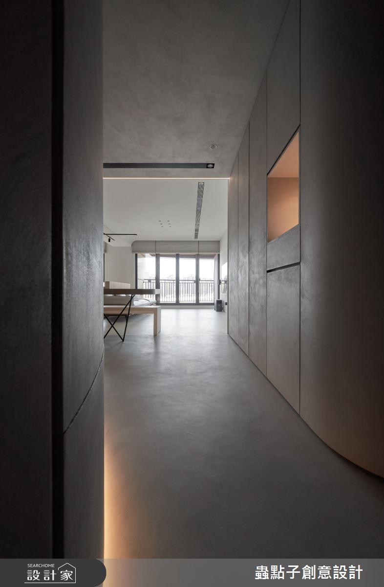 35坪新成屋(5年以下)_簡約風案例圖片_蟲點子創意設計_蟲點子_94之2