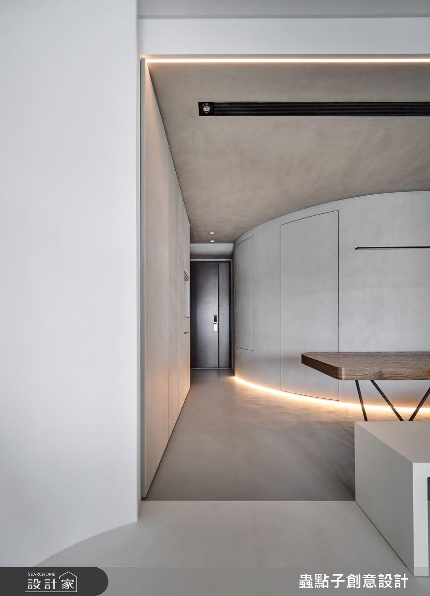 35坪新成屋(5年以下)_簡約風案例圖片_蟲點子創意設計_蟲點子_94之4