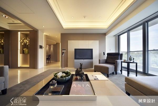 50坪新成屋(5年以下)_現代風案例圖片_昶來室內裝修設計_昶來_03之2