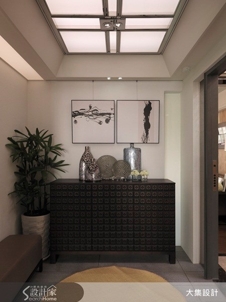 60坪新成屋(5年以下)_現代風案例圖片_大集國際室內裝修設計工程_大集_04之2