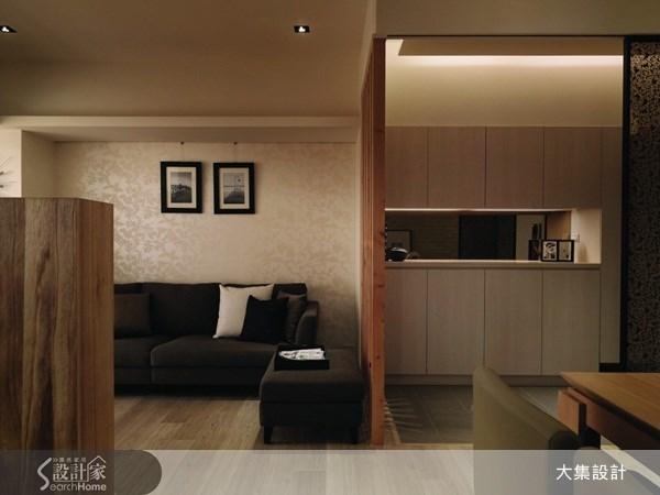 25坪新成屋(5年以下)_北歐風案例圖片_大集國際室內裝修設計工程_大集_05之1