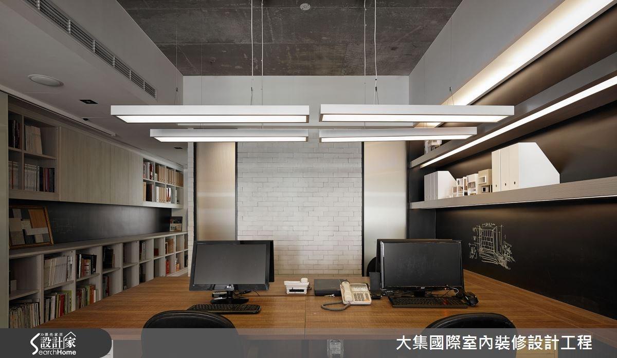 28坪新成屋(5年以下)_現代風案例圖片_大集國際室內裝修設計工程_大集_15之2