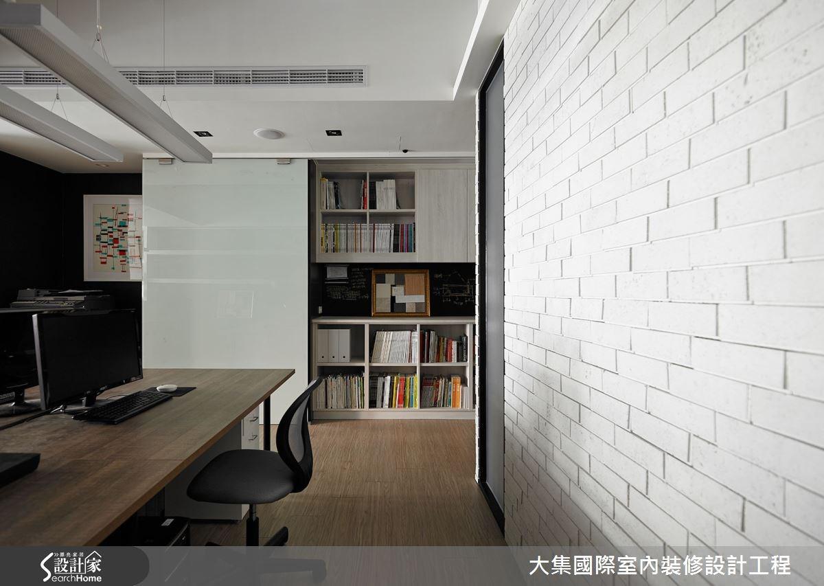 28坪新成屋(5年以下)_現代風案例圖片_大集國際室內裝修設計工程_大集_15之3