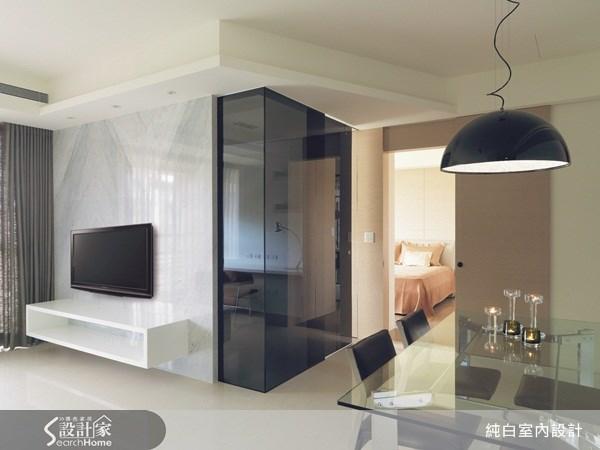 45坪新成屋(5年以下)_現代風案例圖片_純白室內設計_純白_06之3
