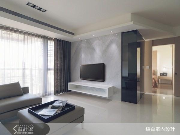 45坪新成屋(5年以下)_現代風案例圖片_純白室內設計_純白_06之2