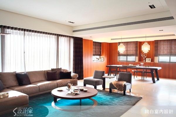 100坪新成屋(5年以下)_休閒風案例圖片_純白室內設計_純白_08之5