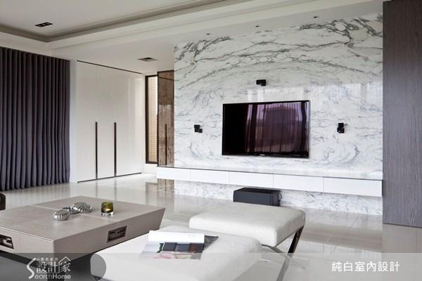 100坪新成屋(5年以下)_現代風案例圖片_純白室內設計_純白_09之5