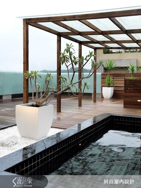 100坪新成屋(5年以下)_現代風案例圖片_純白室內設計_純白_09之1