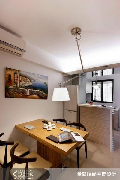 29坪老屋(16~30年)_現代風餐廳案例圖片_棠藝設計_堂藝_01之10