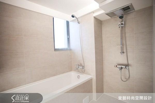 15坪新成屋(5年以下)_鄉村風浴室案例圖片_棠藝設計_堂藝_02之15