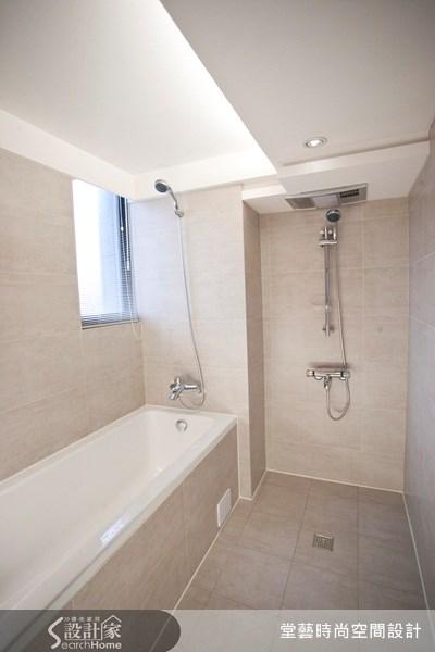 15坪新成屋(5年以下)_鄉村風浴室案例圖片_棠藝設計_堂藝_02之16