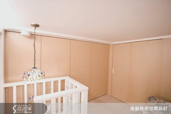 15坪新成屋(5年以下)_鄉村風樓梯案例圖片_棠藝設計_堂藝_02之6