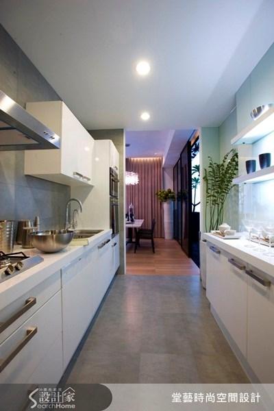 27坪預售屋_現代風廚房案例圖片_棠藝設計_堂藝_05之4