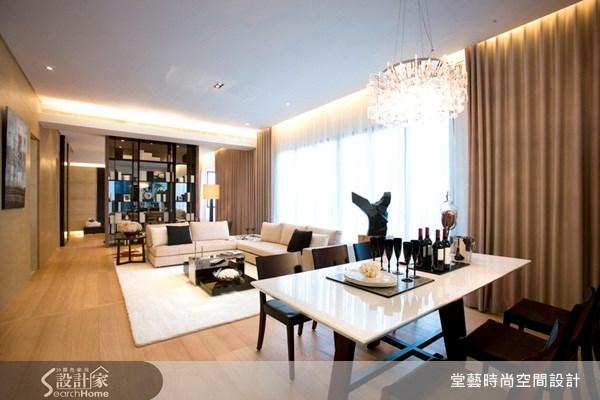 27坪預售屋_現代風餐廳案例圖片_棠藝設計_堂藝_05之1