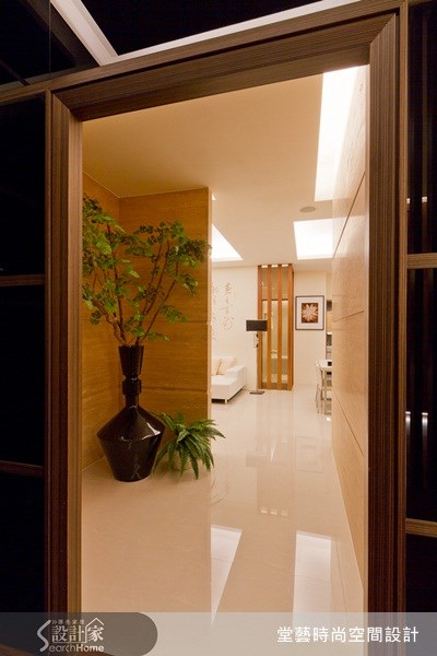 27坪預售屋_現代風走廊案例圖片_棠藝設計_堂藝_13之1