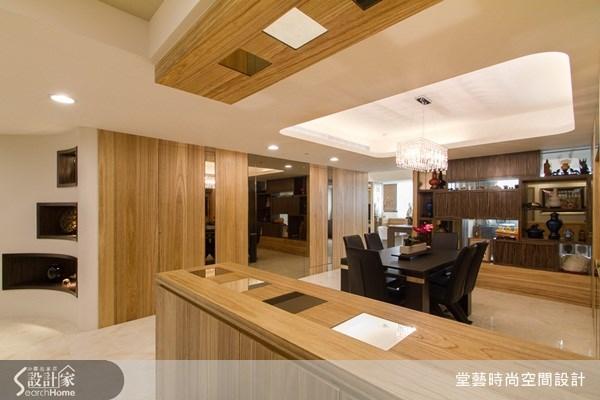 45坪_新古典餐廳案例圖片_棠藝設計_堂藝_18之2
