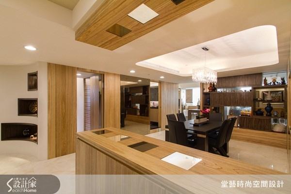 45坪_新古典餐廳案例圖片_棠藝設計_堂藝_18之3
