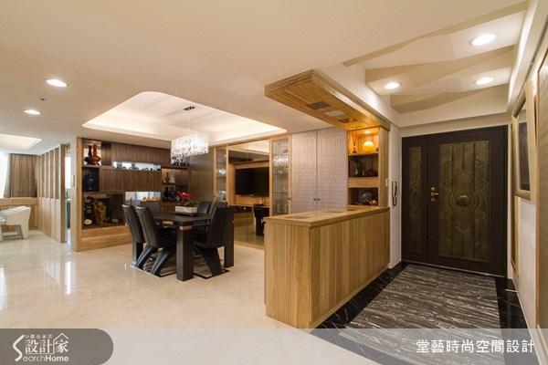45坪_新古典餐廳案例圖片_棠藝設計_堂藝_18之1