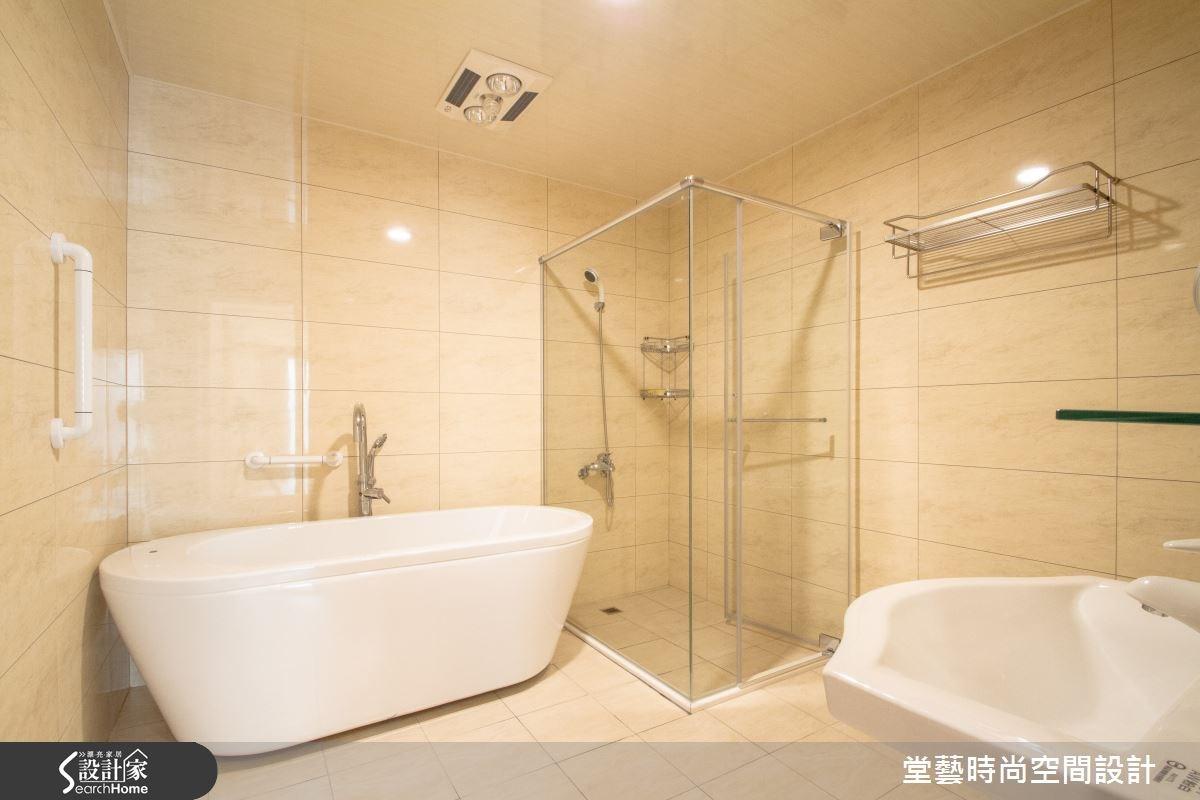 60坪新成屋(5年以下)_人文禪風浴室案例圖片_棠藝設計_堂藝_24之16