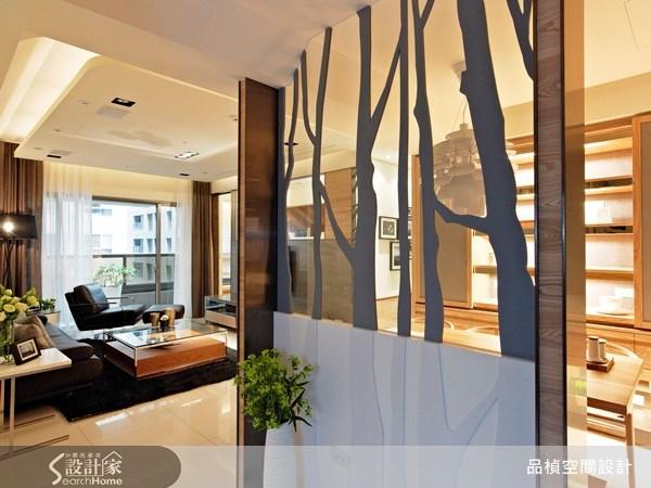 30坪新成屋(5年以下)_北歐風玄關案例圖片_品楨空間設計_品楨_01之2