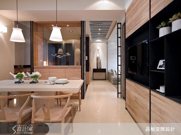 50坪新成屋(5年以下)_北歐風餐廳案例圖片_品楨空間設計_品楨_02之4