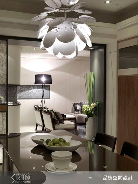 45坪新成屋(5年以下)_北歐風餐廳案例圖片_品楨空間設計_品楨_03之7