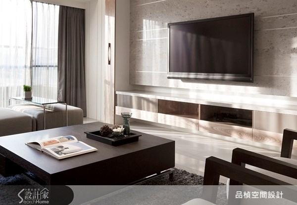 45坪新成屋(5年以下)_北歐風客廳案例圖片_品楨空間設計_品楨_03之5