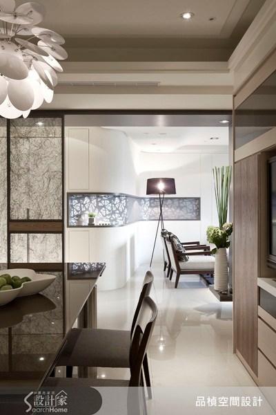 45坪新成屋(5年以下)_北歐風餐廳案例圖片_品楨空間設計_品楨_03之8