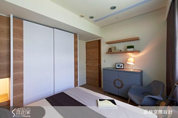 50坪_療癒風臥室案例圖片_品楨空間設計_品楨_05之43