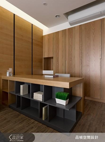 38坪新成屋(5年以下)_療癒風書房案例圖片_品楨空間設計_品楨_09之14