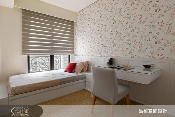 38坪新成屋(5年以下)_療癒風臥室案例圖片_品楨空間設計_品楨_09之15