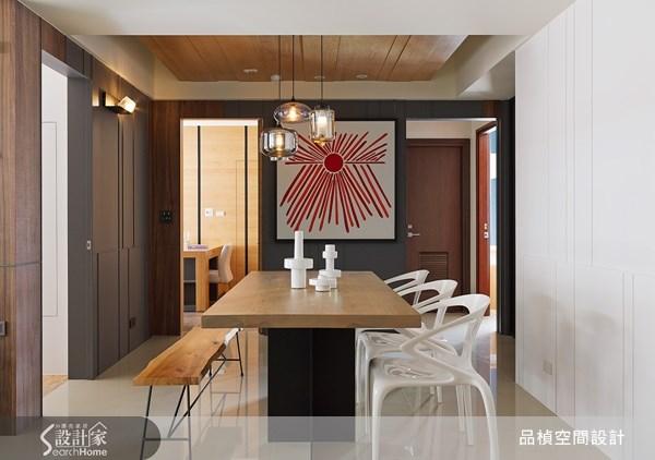 38坪新成屋(5年以下)_療癒風餐廳案例圖片_品楨空間設計_品楨_09之9