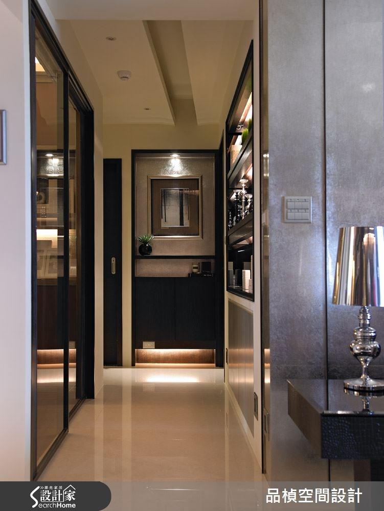 33坪新成屋(5年以下)_現代風走廊案例圖片_品楨空間設計_品楨_13之4