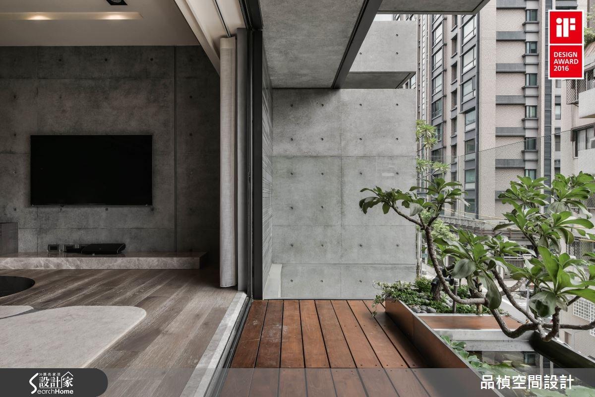 40坪新成屋(5年以下)_療癒風庭院案例圖片_品楨空間設計_品楨_14之2