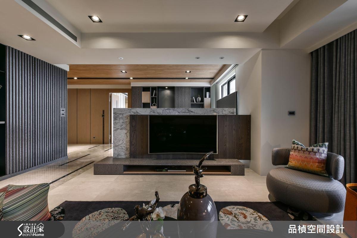 60坪新成屋(5年以下)_現代風案例圖片_品楨空間設計_品楨_17之4