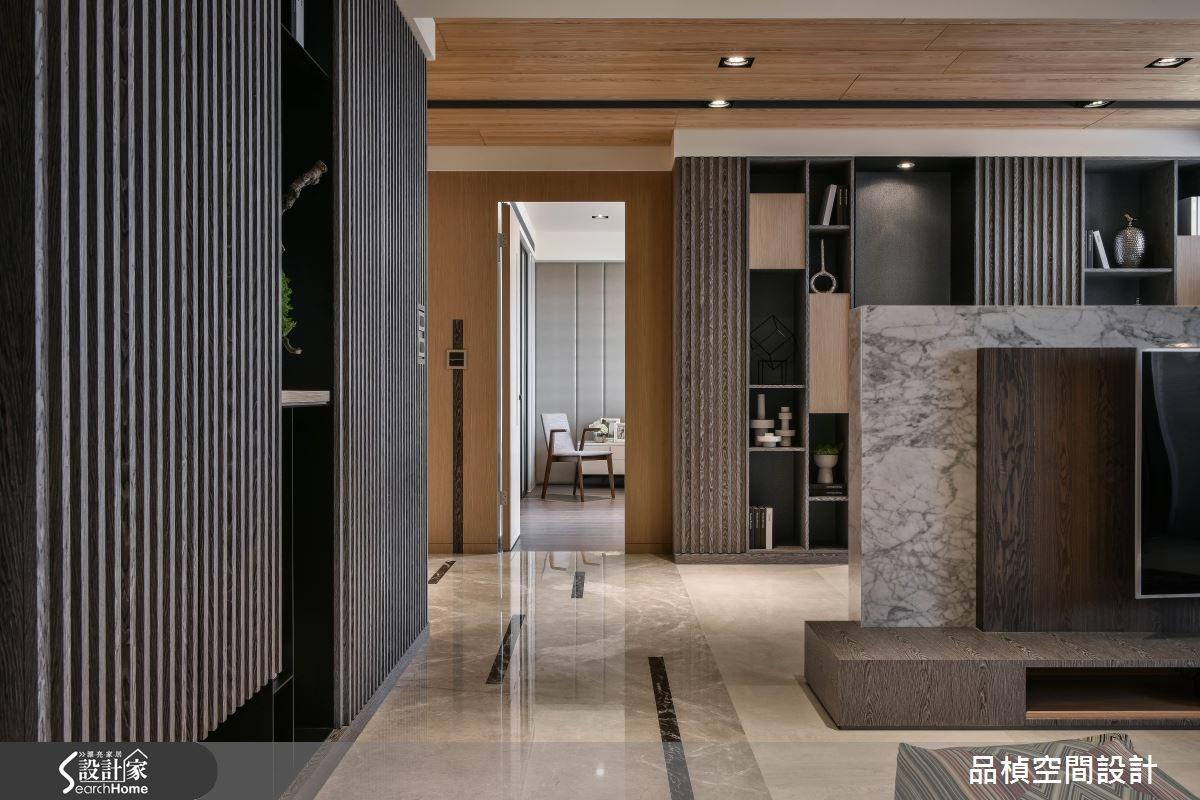 60坪新成屋(5年以下)_現代風案例圖片_品楨空間設計_品楨_17之5