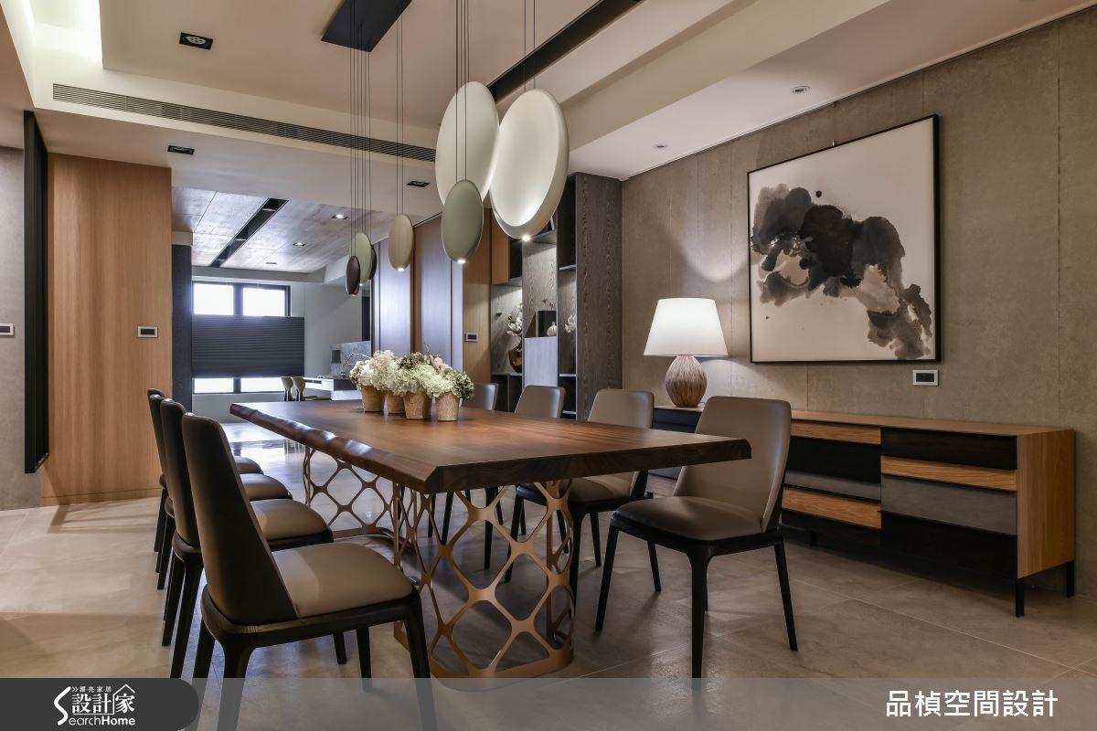 60坪新成屋(5年以下)_現代風案例圖片_品楨空間設計_品楨_17之11