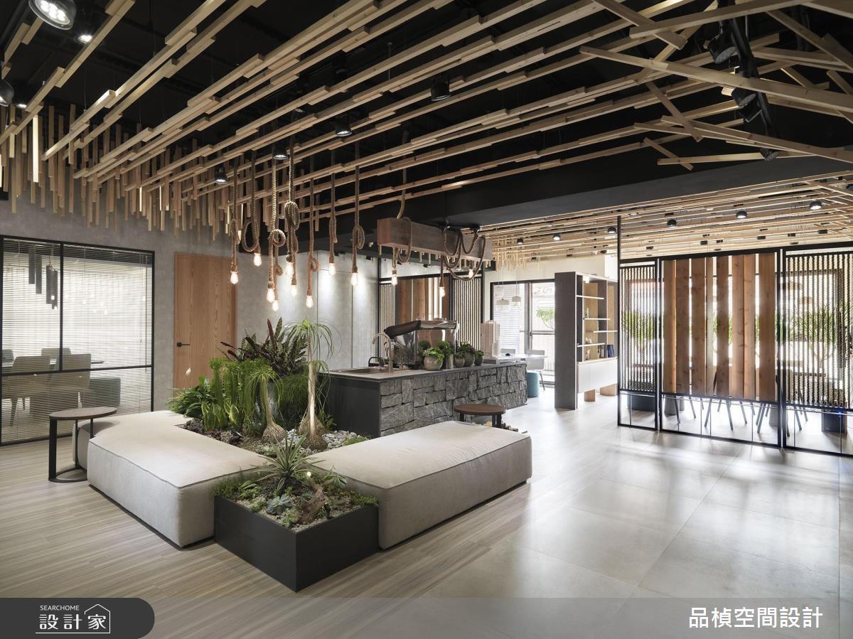 46坪新成屋(5年以下)_混搭風商業空間案例圖片_品楨空間設計_品楨_24之1