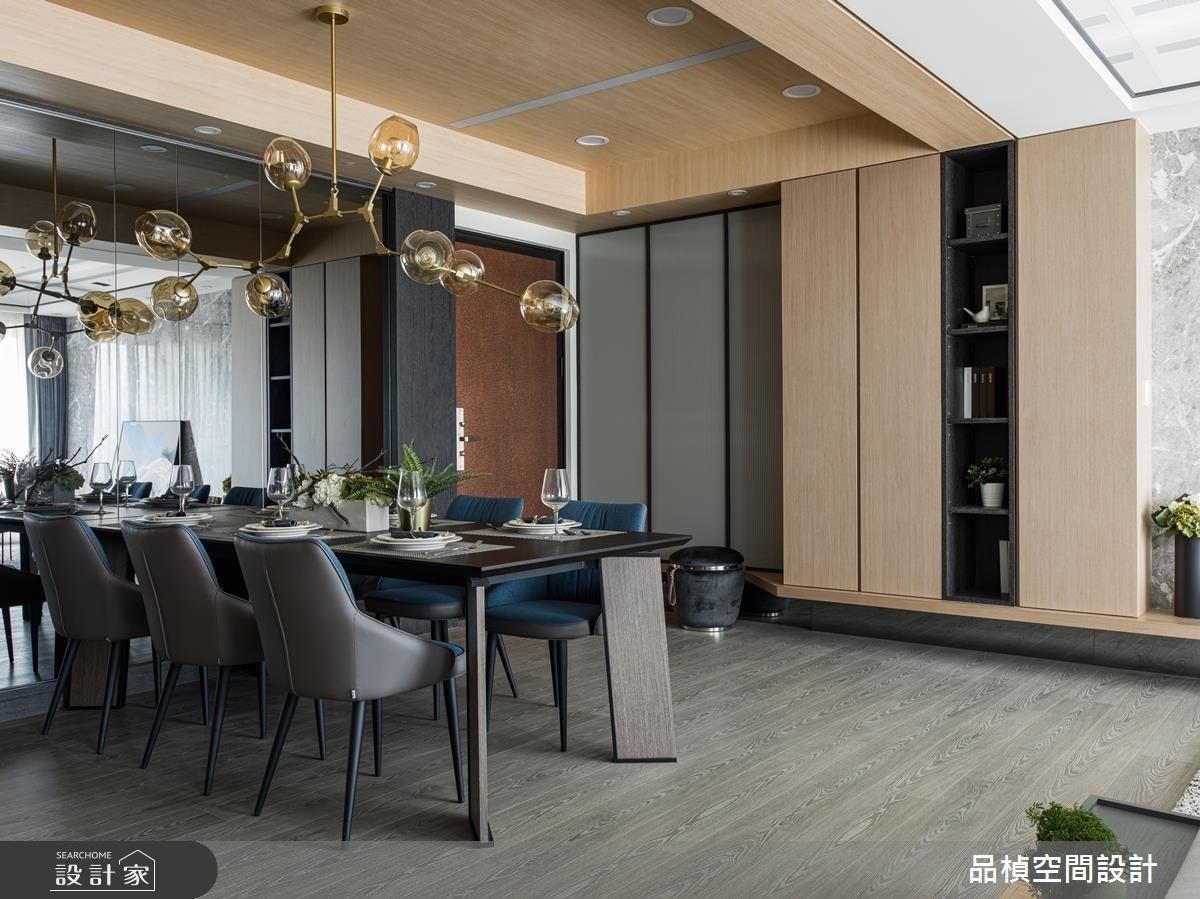 33坪新成屋(5年以下)_現代風餐廳案例圖片_品楨空間設計_品楨_27之10