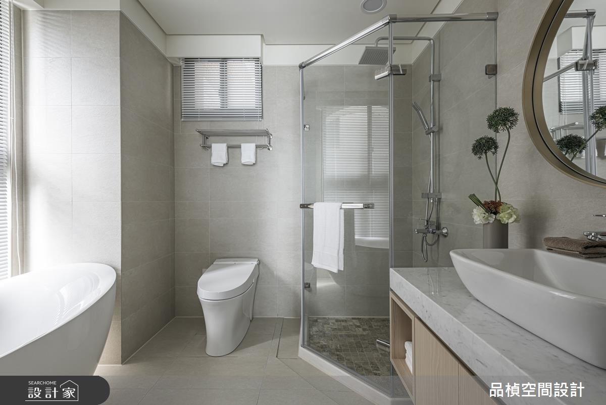 33坪新成屋(5年以下)_現代風浴室案例圖片_品楨空間設計_品楨_27之17