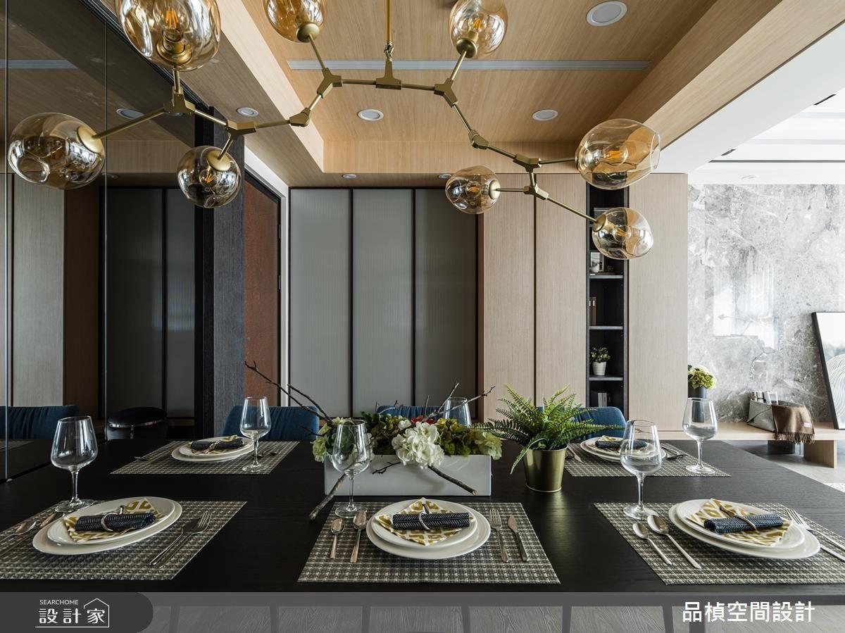 33坪新成屋(5年以下)_現代風餐廳案例圖片_品楨空間設計_品楨_27之9